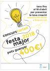 Concurs Cartell Festa Major 2018