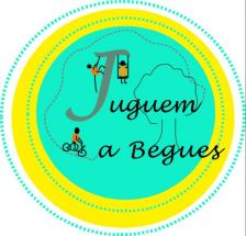 Logotip Juguem a Begues