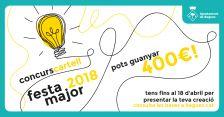 Concurs Cartells Festa Major 2018